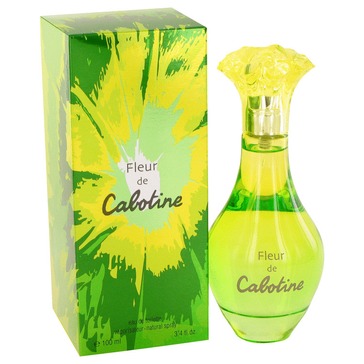 Cabotine Fleur Edition by Parfums Gres Eau De Toilette Spray 3.4 oz for Women