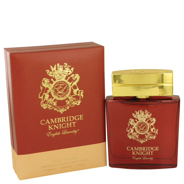 Cambridge Knight by English Laundry 3.4 oz Eau De Parfum Spray for Men