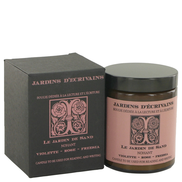 Jardins D'ecrivains Sand by Jardins D'ecrivains 6 oz Candle for Women