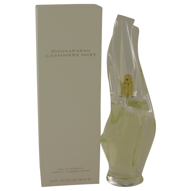 Cashmere Mist by Donna Karan 3.4 oz Eau De Parfum Spray for Women