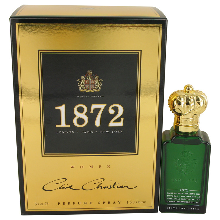 Clive Christian 1872 by Clive Christian 1.6 oz Perfume Spray for Women