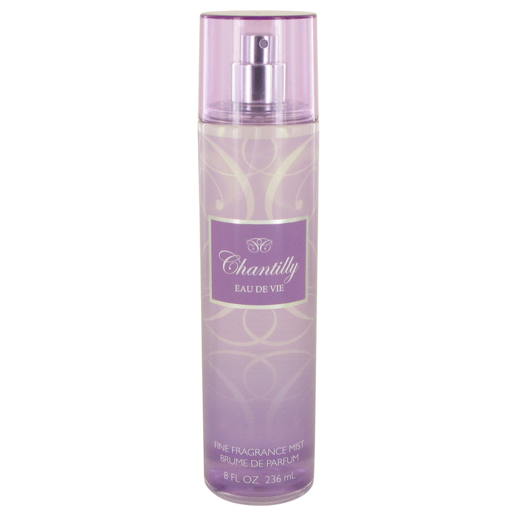 Chantilly Eau de Vie by Dana Fragrance Mist Parfum Spray 8 oz for Women