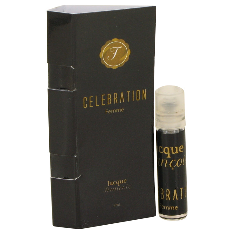 Celebration Femme by Jacque Francois 0.1 oz Mini EDP Spray for Women