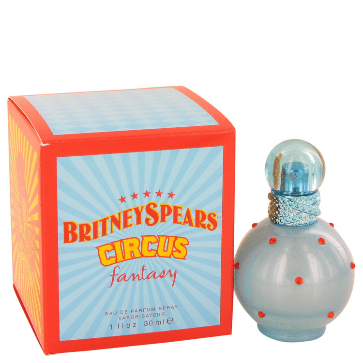 Circus Fantasy by Britney Spears Eau De Parfum Spray 1 oz for Women