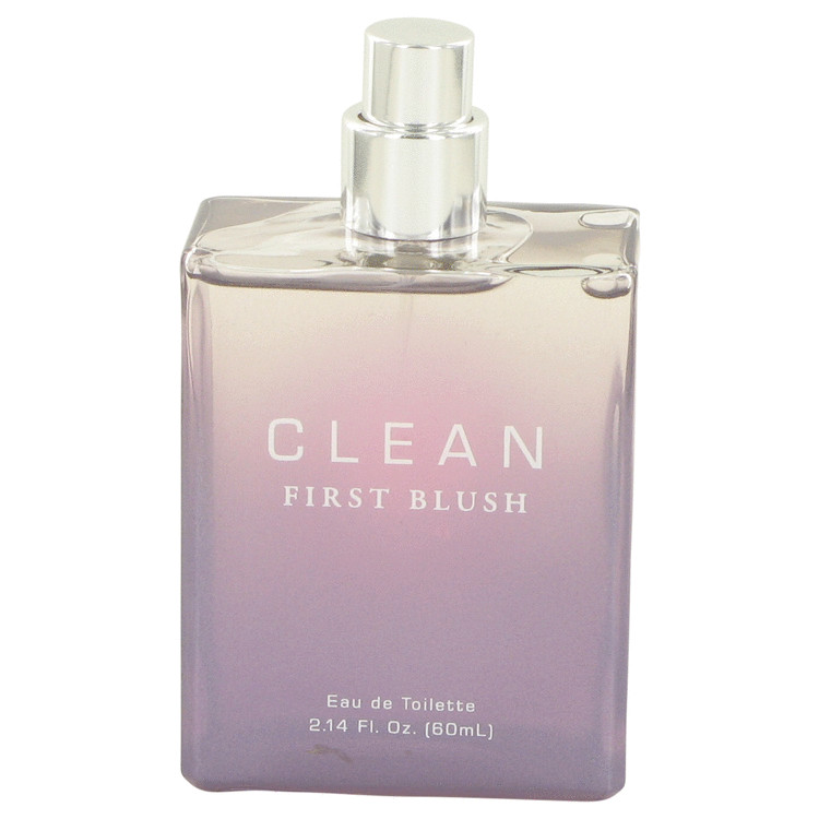 Clean First Blush by Clean Eau De Toilette Spray (Tester) 2.14 oz for Women
