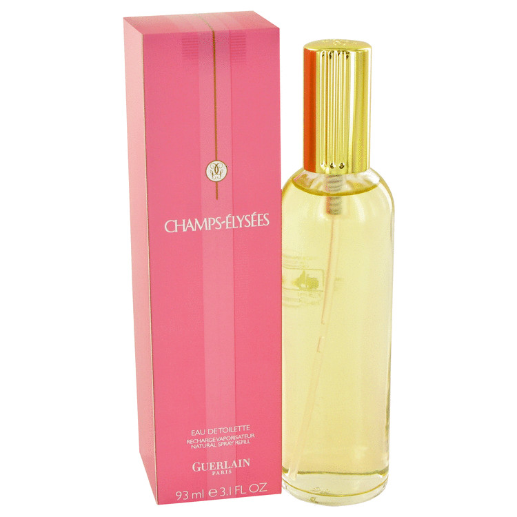 Champs Elysees by Guerlain 3.1 oz Eau De Toilette Spray Refill for Women