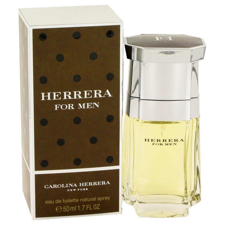 Carolina Herrera by Carolina Herrera 1.7 oz Eau De Toilette Spray for Men