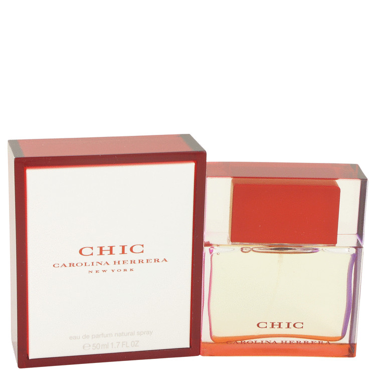Chic by Carolina Herrera 1.7 oz Eau De Parfum Spray for Women