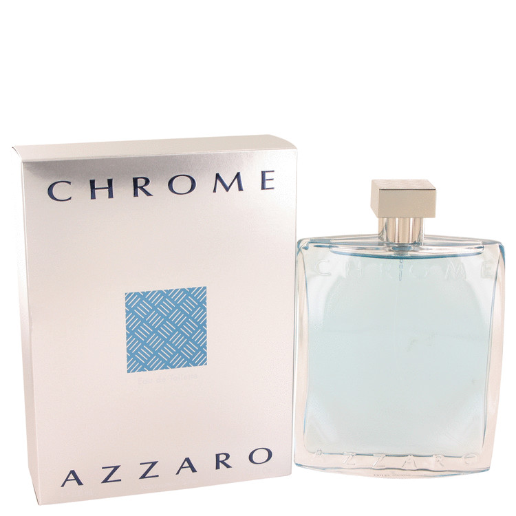 Chrome by Azzaro 6.8 oz Eau De Toilette Spray for Men