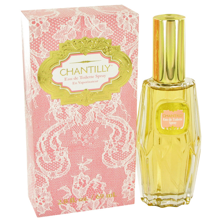 CHANTILLY by Dana Eau De Toilette Spray 2 oz for Women