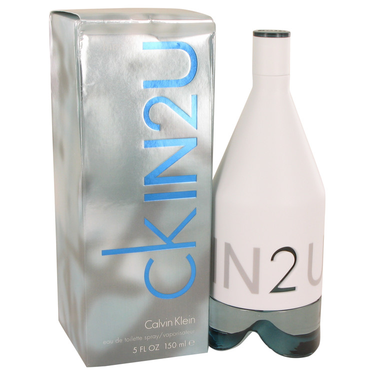 CK In 2U by Calvin Klein Eau De Toilette Spray (Damaged Box) 5 oz for Men