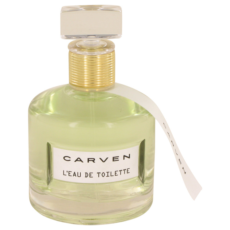 Carven L'eau De Toilette by Carven 3.4 oz Eau De Toilette Spray for Women