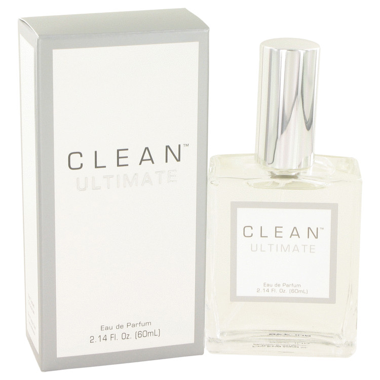 Clean Ultimate by Clean Eau De Parfum Spray 2.14 oz for Women