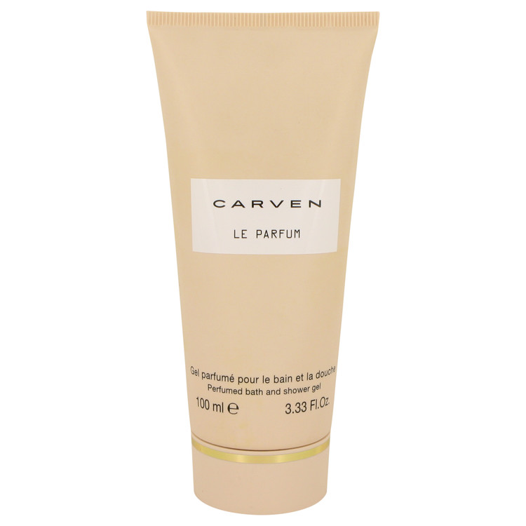Carven Le Parfum by Carven 3.3 oz Shower Gel for Women