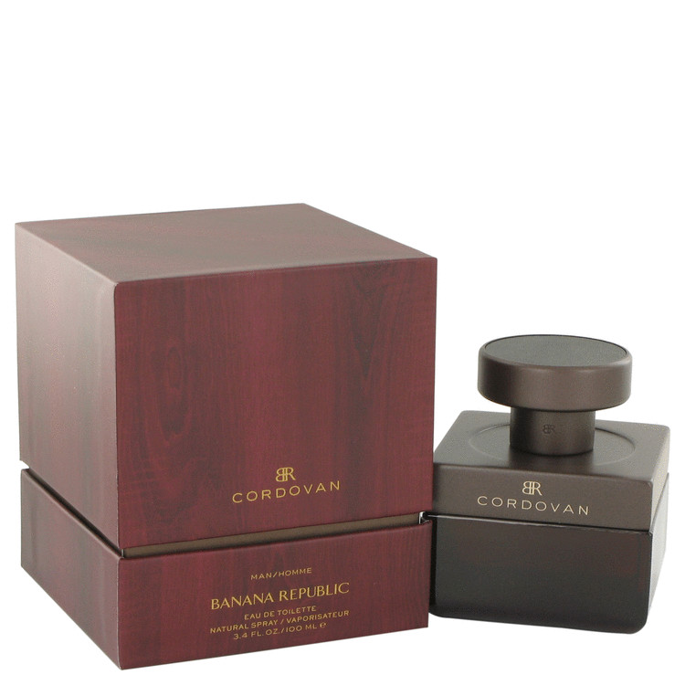 Cordovan by Banana Republic 3.4 oz Eau De Toilette Spray for Men