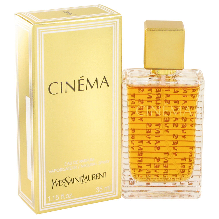Cinema by Yves Saint Laurent 1.15 oz Eau De Parfum Spray for Women