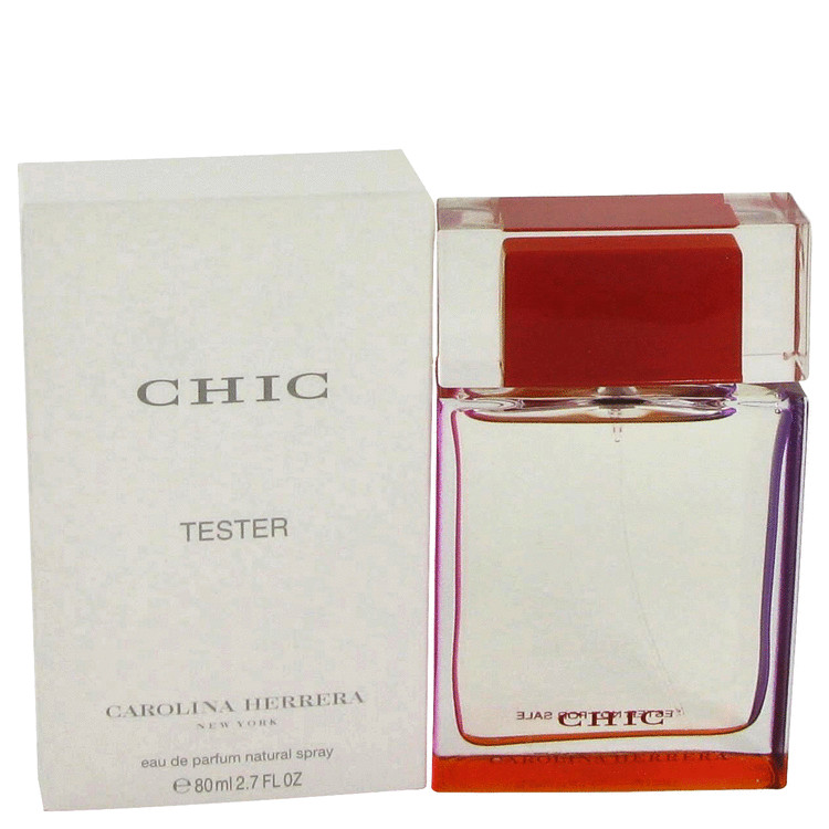 Chic by Carolina Herrera 2.7 oz Eau De Parfum Spray for Women