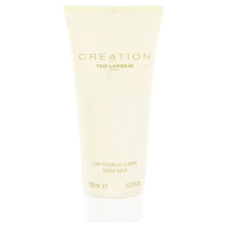 Creation by Ted Lapidus 3.3 oz Body Lotion for Women
