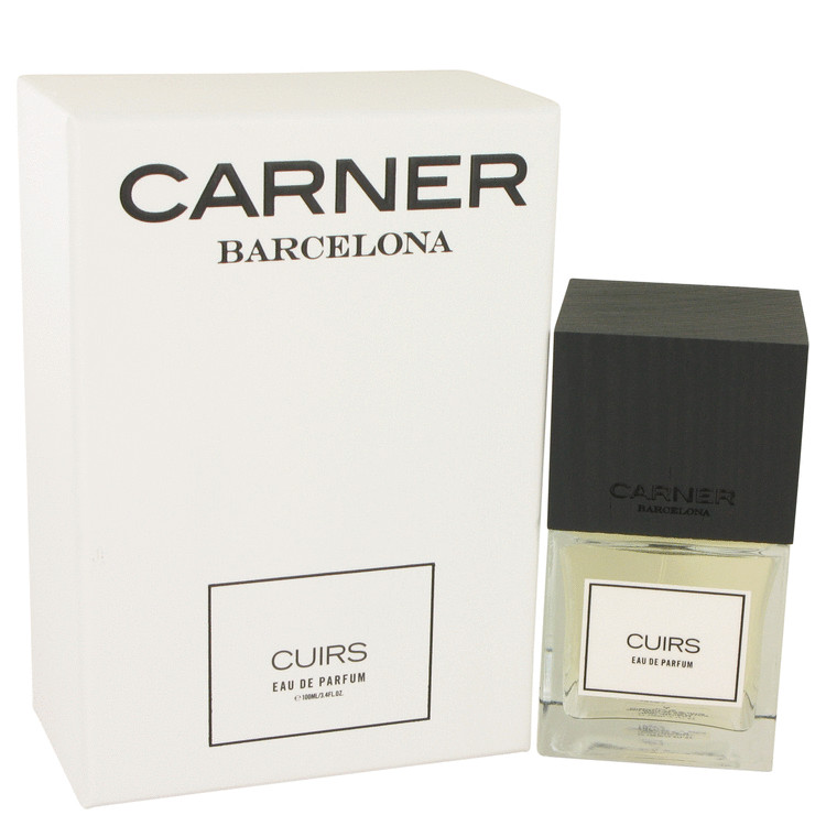 Cuirs by Carner Barcelona 3.4 oz Eau De Parfum Spray for Women