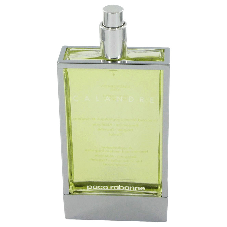 CALANDRE by Paco Rabanne Eau De Toilette Spray (Tester) 3.4 oz for Women