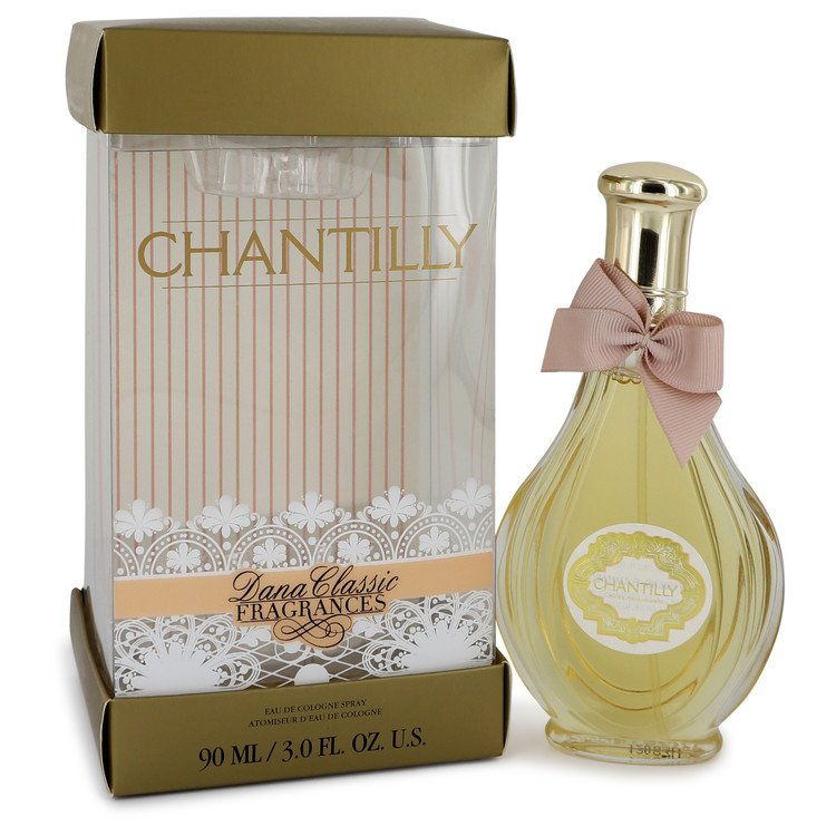 Chantilly by Dana 3 oz Eau De Cologne Spray for Women