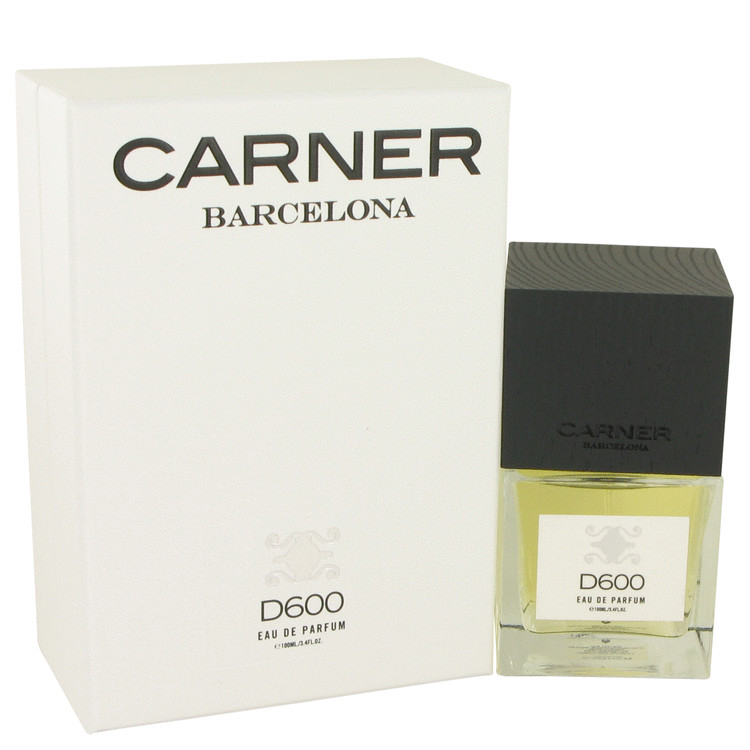 D600 by Carner Barcelona 3.4 oz Eau De Parfum Spray for Women