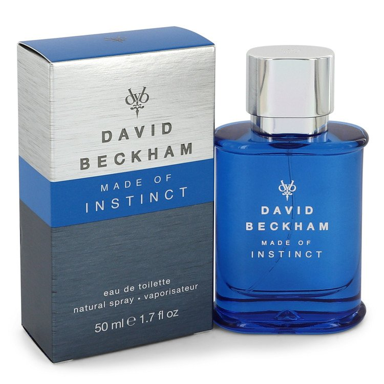 David Beckham Made Of Instinct by David Beckham 1.7 oz Eau De Toilette Spray for Men