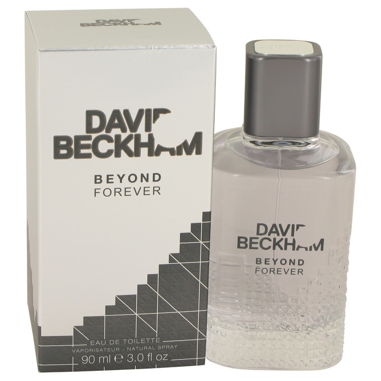Beyond Forever by David Beckham 3 oz Eau De Toilette Spray for Men