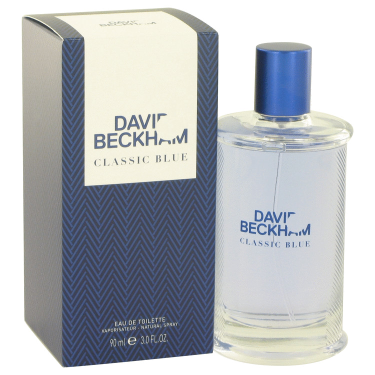 David Beckham Classic Blue by David Beckham 3 oz Eau De Toilette Spray for Men