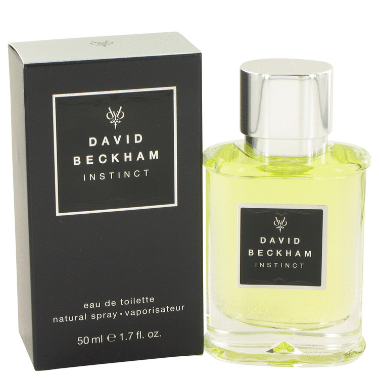 David Beckham Instinct by David Beckham Eau De Toilette Spray 1.7 oz for Men