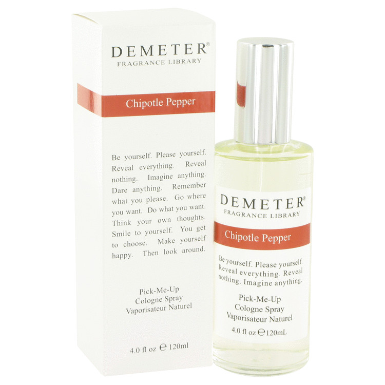 Demeter by Demeter 4 oz Chipotle Pepper Cologne Spray for Women