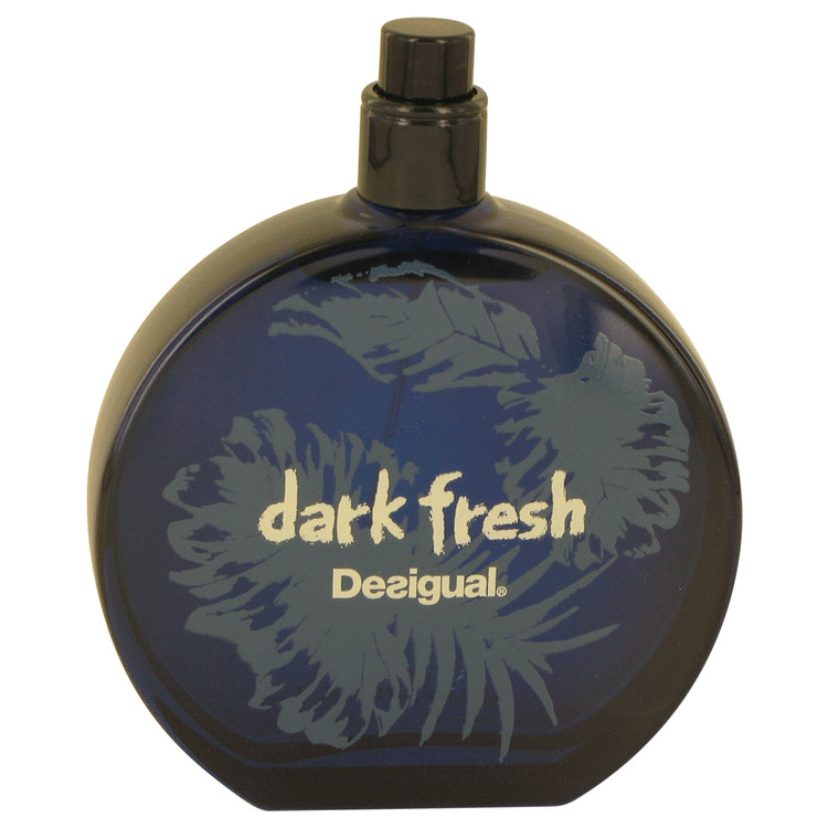 Desigual Dark Fresh by Desigual 3.4 oz Eau De Toilette Spray for Men
