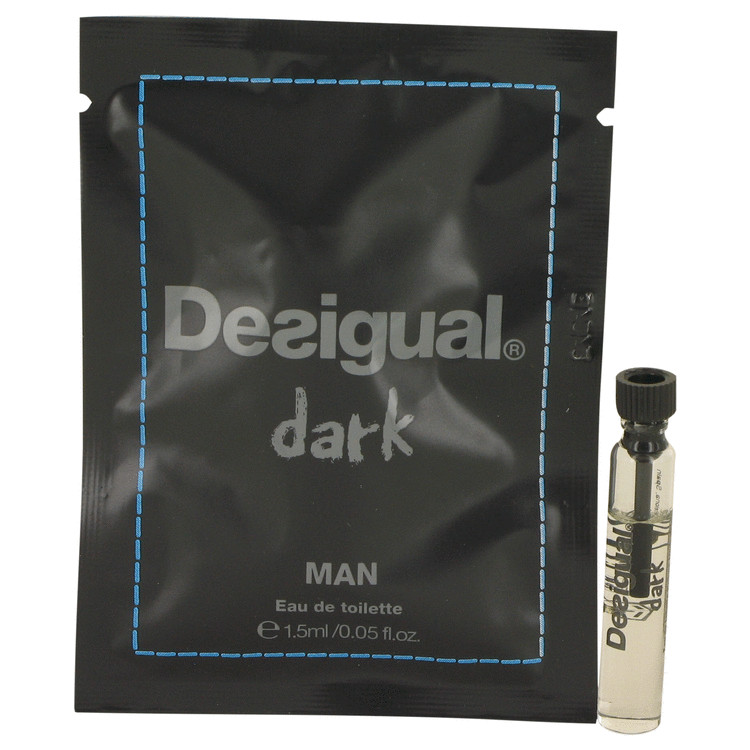 Desigual Dark by Desigual Vial (sample) .05 oz for Men
