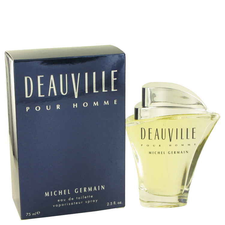 Deauville by Michel Germain 2.5 oz Eau De Toilette Spray for Men