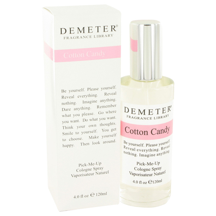Cotton Candy by Demeter 4 oz Cologne Spray for Women
