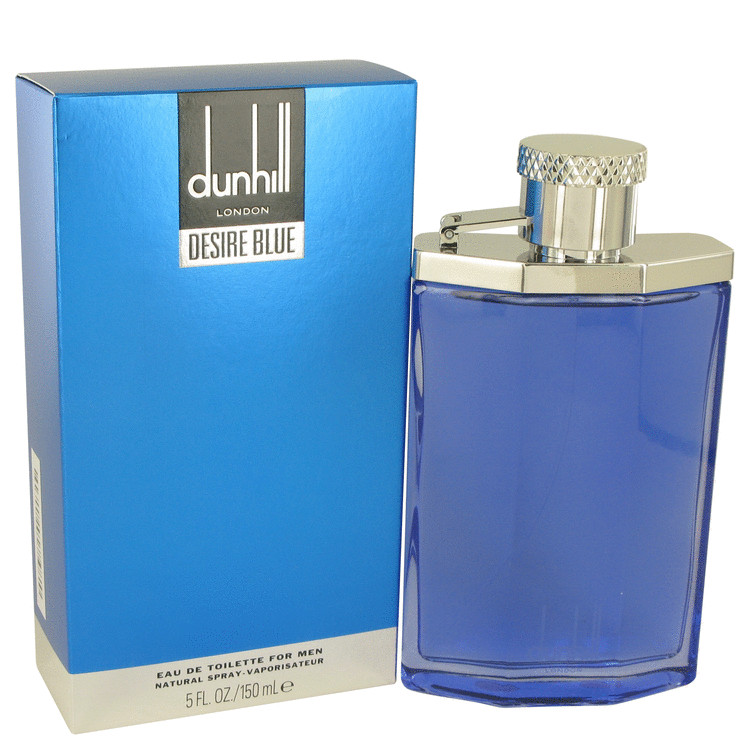 Desire Blue by Alfred Dunhill 5 oz Eau De Toilette Spray for Men
