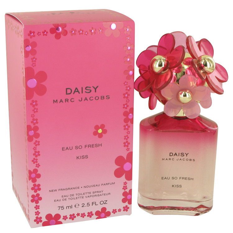 Daisy Eau So Fresh Kiss by Marc Jacobs 2.5 oz Eau De Toilette Spray for Women