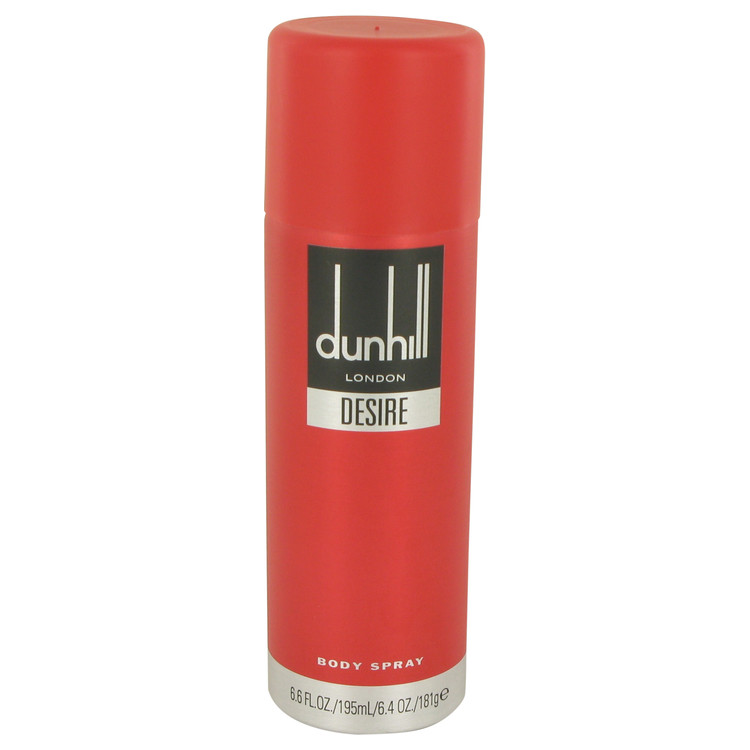 Desire by Alfred Dunhill 6.6 oz Body Spray for Men