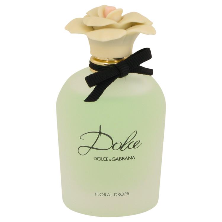 cd68f85d Dolce Floral Drops by Dolce & Gabbana 2.5 oz Eau De Toilette Spray for Women
