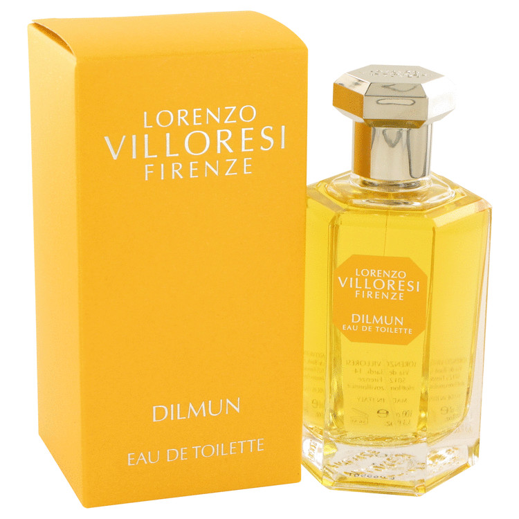 Dilmun by Lorenzo Villoresi 3.4 oz Eau De Toilette Spray for Women