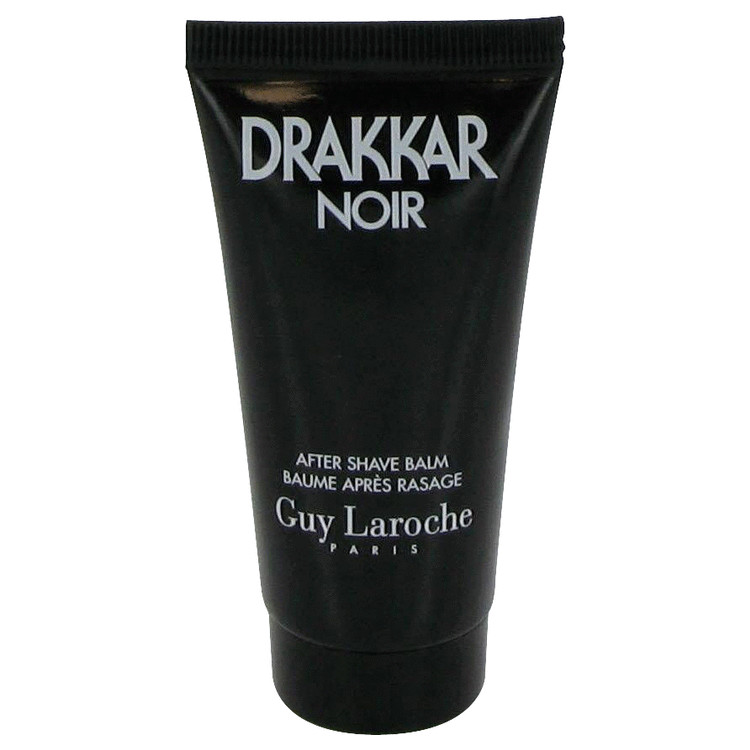 DRAKKAR NOIR by Guy Laroche After Shave Balm (4-1 oz) 1 oz for Men