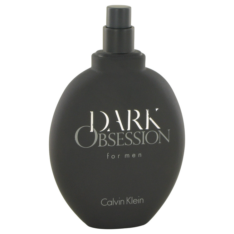 Dark Obsession by Calvin Klein Eau De Toilette Spray (Tester) 4.2 oz for Men