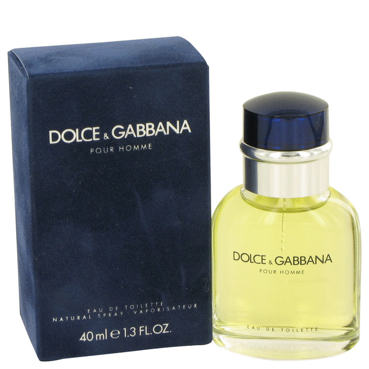 DOLCE & GABBANA by Dolce & Gabbana Eau De Toilette Spray 1.3 oz for Men