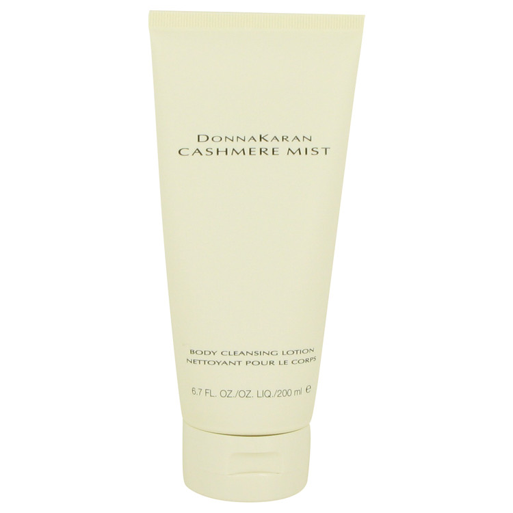 Cashmere Mist by Donna Karan 6 oz Cashmere Cleansing Lotion for Women