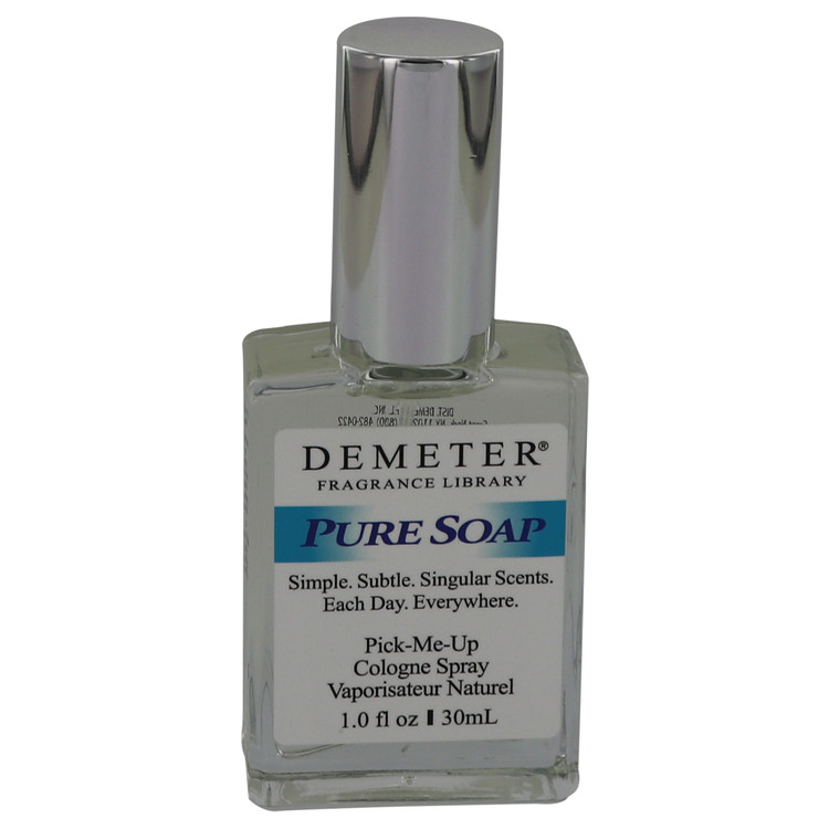 Demeter by Demeter 1 oz Pure Soap Cologne Spray for Women
