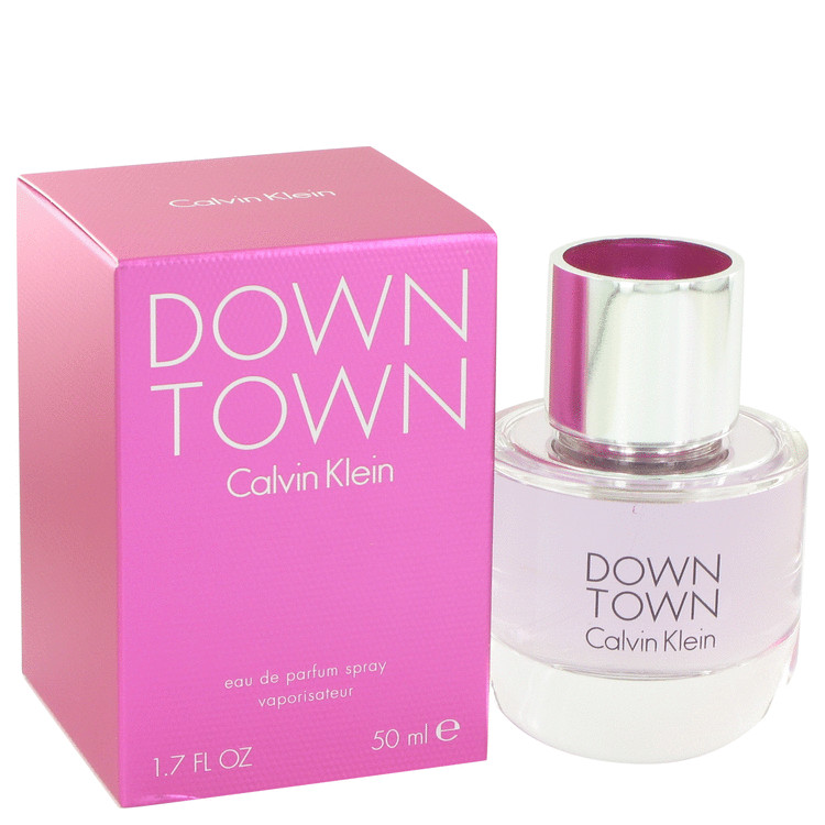 Downtown by Calvin Klein 1.7 oz Eau De Parfum Spray for Women