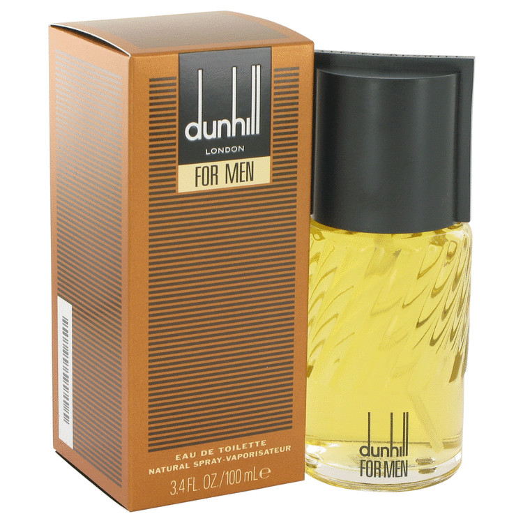 Dunhill by Alfred Dunhill 3.4 oz Eau De Toilette Spray for Men