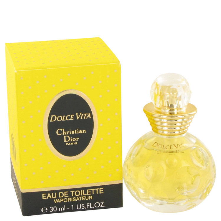 DOLCE VITA by Christian Dior Eau De Toilette Spray 1 oz for Women