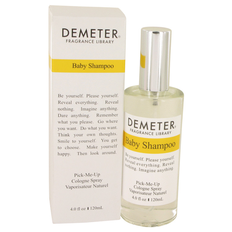 Demeter by Demeter 4 oz Baby Shampoo Cologne Spray for Women