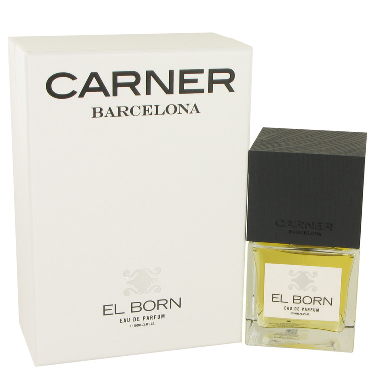 El Born by Carner Barcelona 3.4 oz Eau De Parfum Spray for Women
